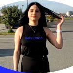 Azeri Girl Drinks Blood With Dance